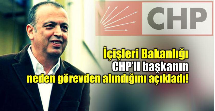 Ataşehir Belediye Başkanı Battal İlgezdi görevinden uzaklaştırıldı