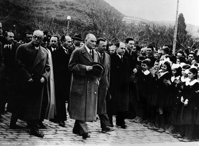Atatürk'ün Bursa gezisi (1938)