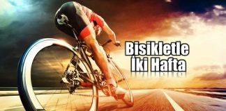 bisikletle iki hafta özgür barışkan