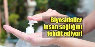 Biyosidal nedir? Biyosidaller insan sağlığını tehdit ediyor!