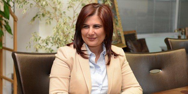 CHP Aydın Büyükşehir Belediye Başkanı Özlem Çerçioğlu