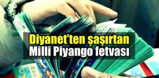 Diyanet şaşırtan Milli Piyango fetvası