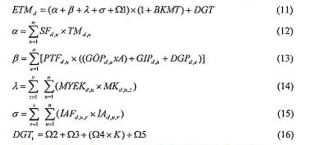 elektrik faturası tedarik formülü