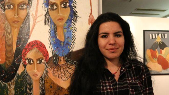 gazeteci ressam Zehra Doğan tutuklandı
