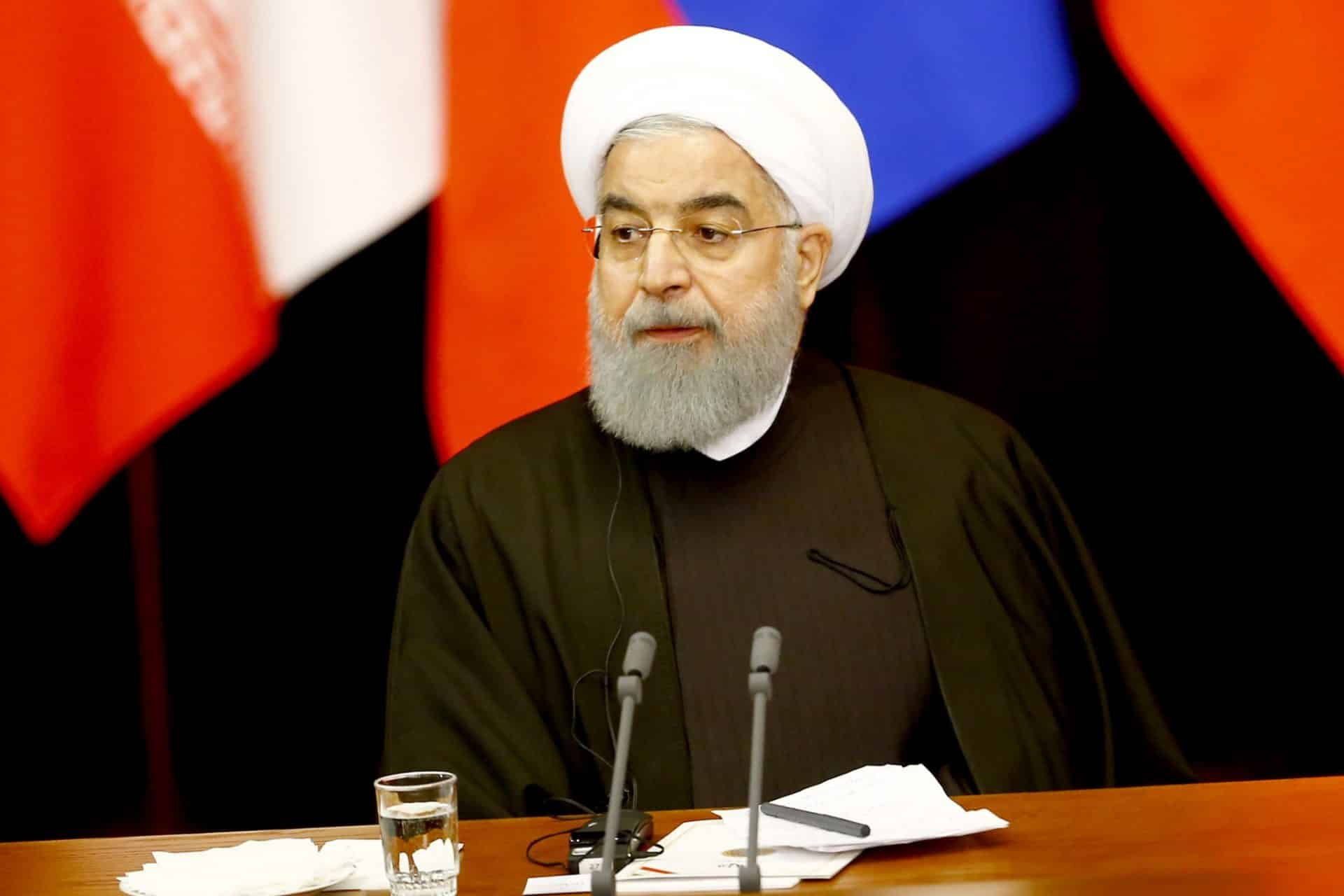 İran iran cumhurbaşkanı hasan ruhani