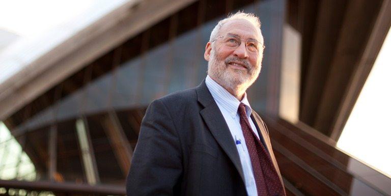 Nobel ödüllü ekonomist Joseph Stiglitz