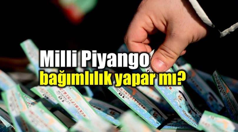 Milli Piyango ve şans oyunları bağımlılık yapar mı?