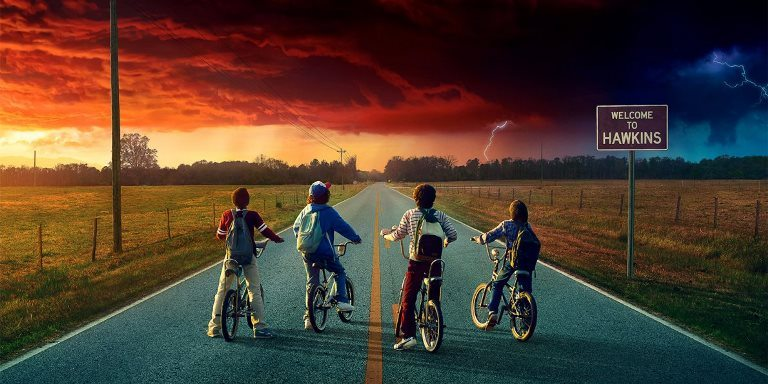 stranger things netflix hawkins
