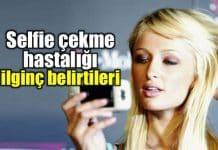 Selfitis nedir? Selfie çekme hastalığı belirtileri