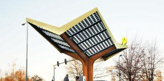 Sokak lambaları otomobiller için şarj istasyonu oluyor