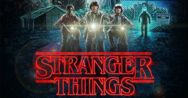 stranger things netflix dizisi