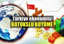 Türkiye ekonomisi botokslu büyüme yaşıyor!