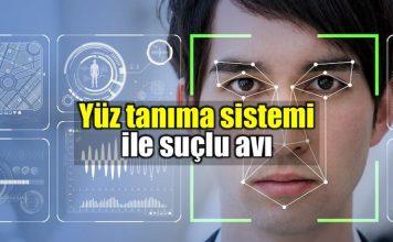 Çin yüz tanıma sistemi ile suçlu avı