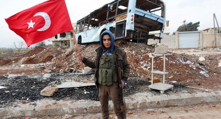 öso özgür suriye ordusu mehmetçik türk askeri afrin zeytin dalı harekatı türk bayrağı