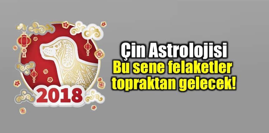 2018 Çin astrolojisi köpek yılı neler bekleniyor astroloji
