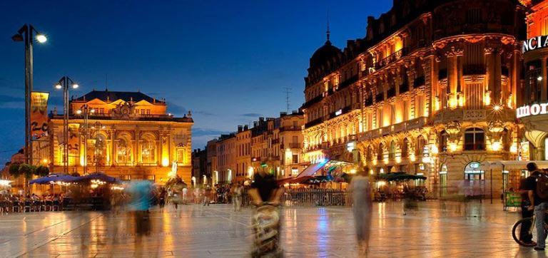 Sete; Montpellier