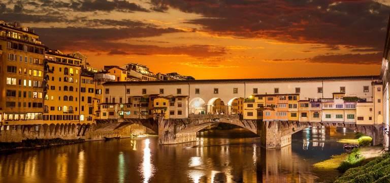 Ponte Vecchio florence floransa gemi turu