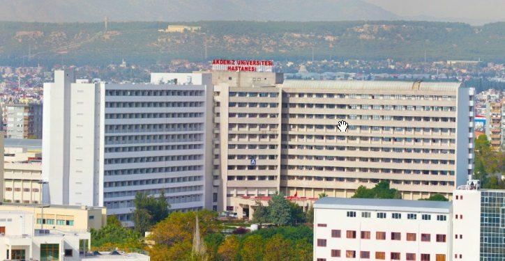 akdeniz Üniversitesi hastanesi borç batağı iflas