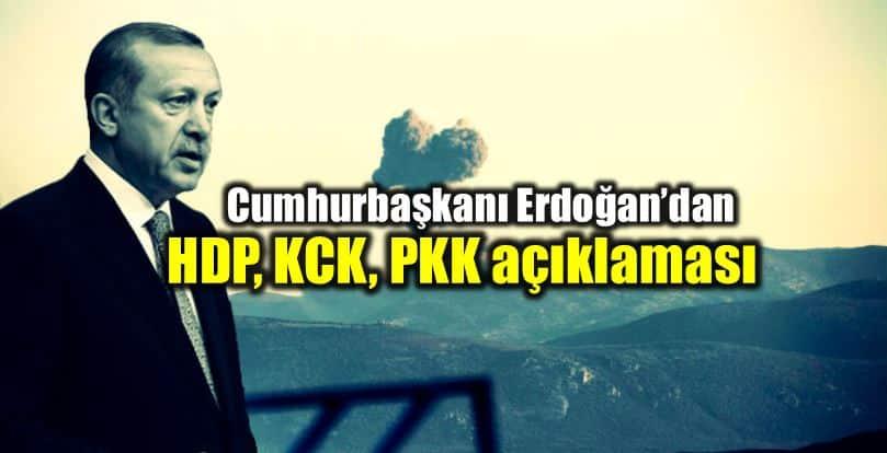 recep tayyip erdoğan afrin hdp kck pkk