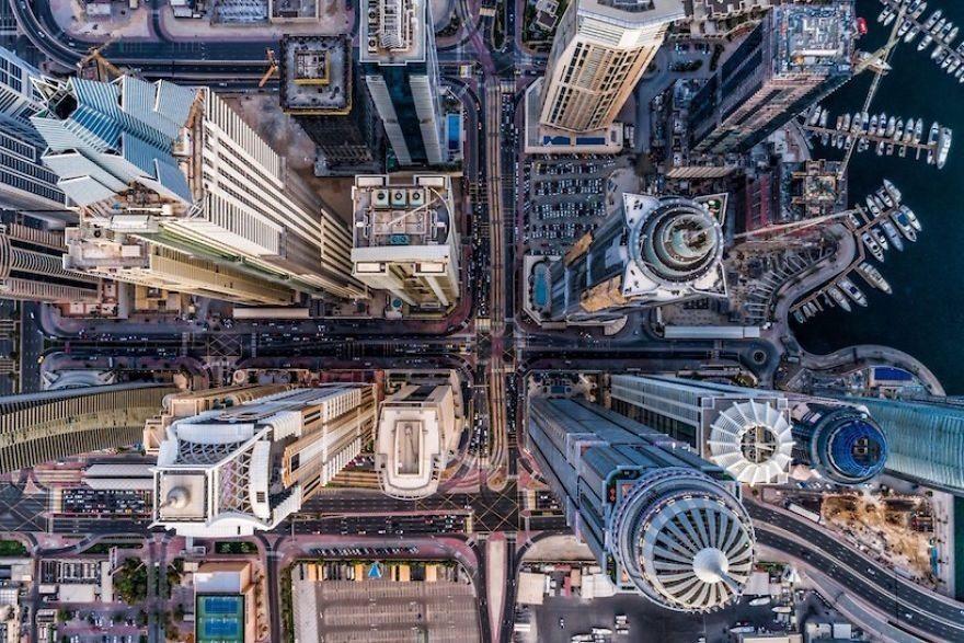 2017 yılının en iyi drone fotoğrafları