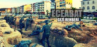 Eceabat'ı yakından tanıyın: Bir gezginin günlüğü