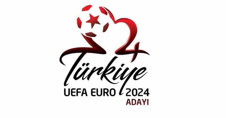 Euro 2024 türkiye logo ve sloganı belli oldu