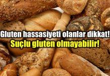 Gluten hassasiyetinin suçlusu fruktan olabilir!