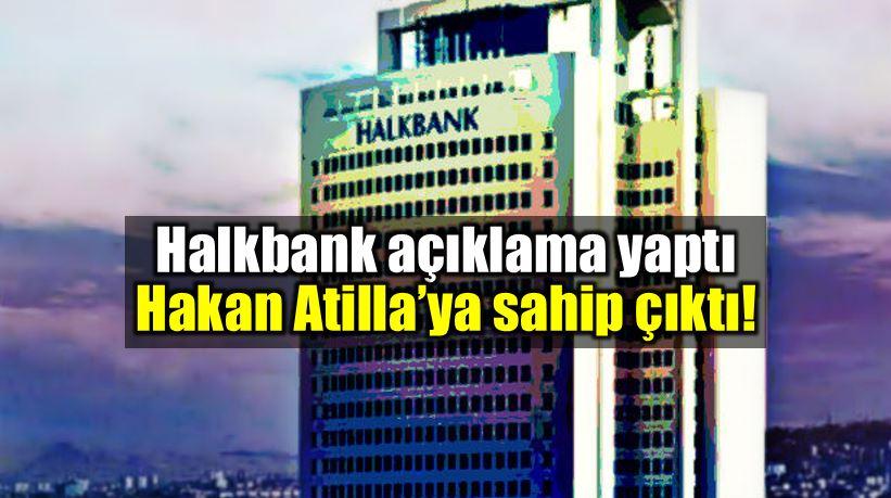 Halkbank Hakan Atilla davası açıklaması