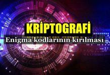 Kriptografi nedir? Enigma kodlarının kırılması