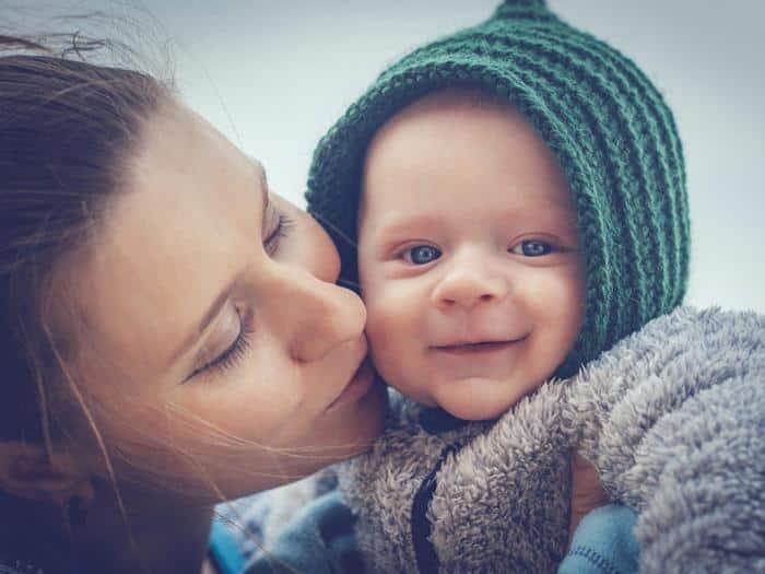 sarılmak bebek dna değişimi