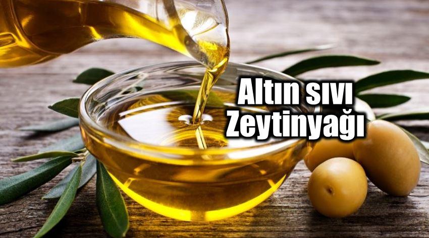 Zeytinyağı faydaları neler? Besin değeri nedir?