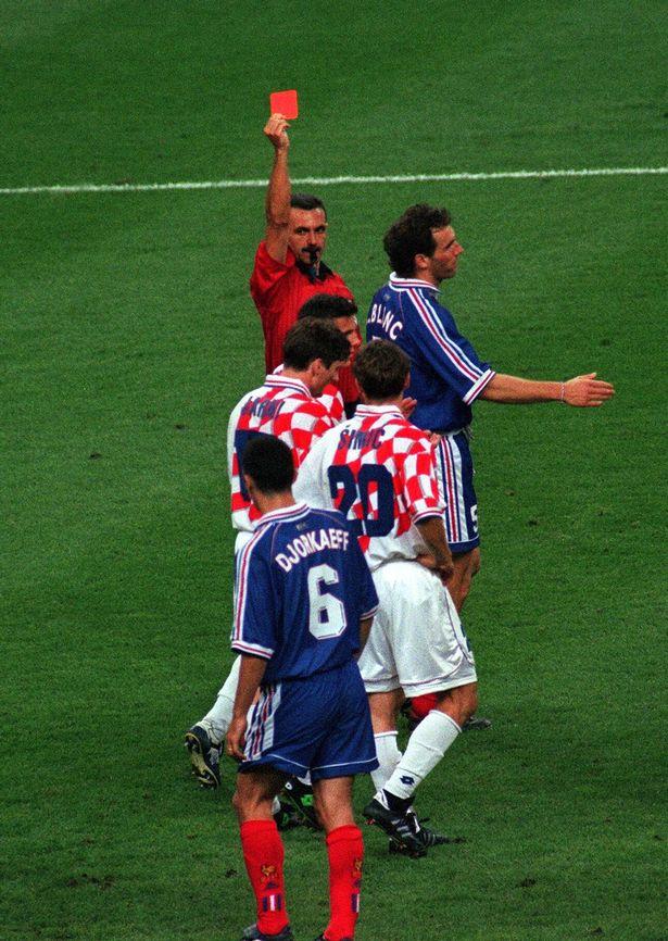 Laurent Blanc Fifa Fransa 1998 dünya kupası