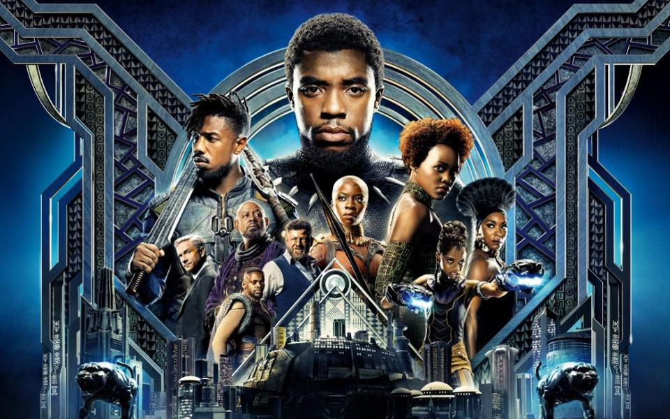 Kara Panter: Marvel evreninden yeni film black panther
