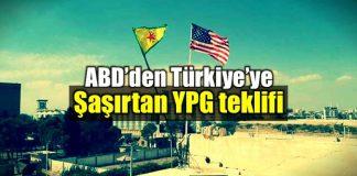ABD YPG PKK savaştırabiliriz james mattis nurettin canikli