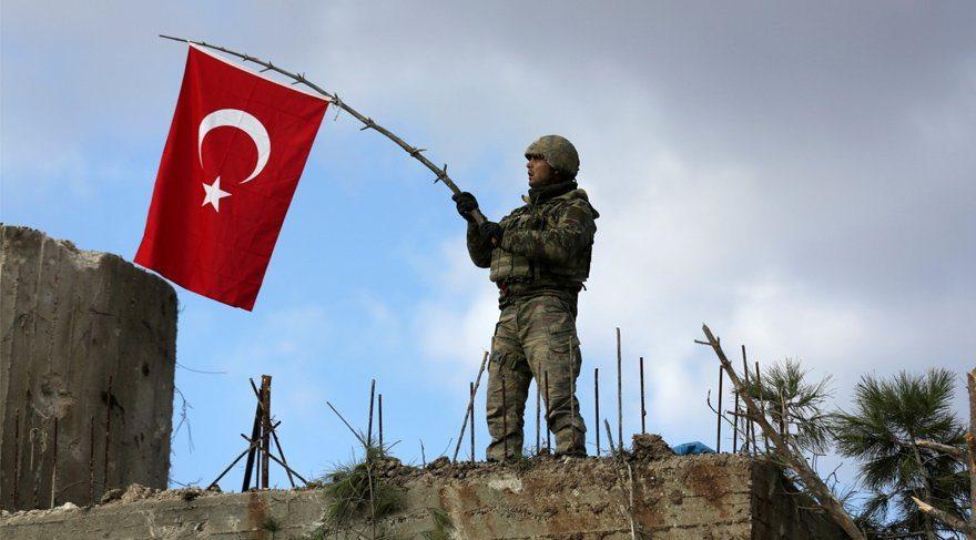 Afrin Zeytin Dalı Harekatı: Şehit sayısı 11'e yükseldi 1027 rakımlı tepe