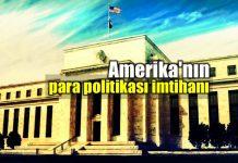 amerika abd para politikası fed