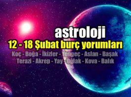Astroloji: Burç yorumları 12 - 18 Şubat 2018