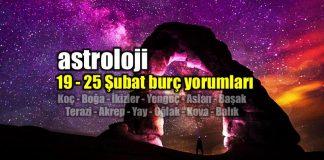 Astroloji: Burç yorumları 12 – 18 Şubat 2018