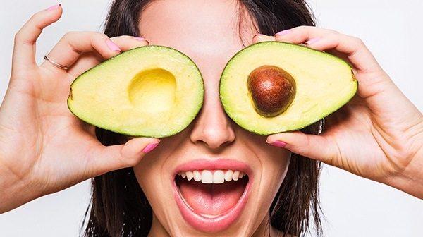 avokado cilt güzelliği bakım