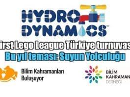 Bilim Kahramanları Buluşuyor: First Lego League Türkiye