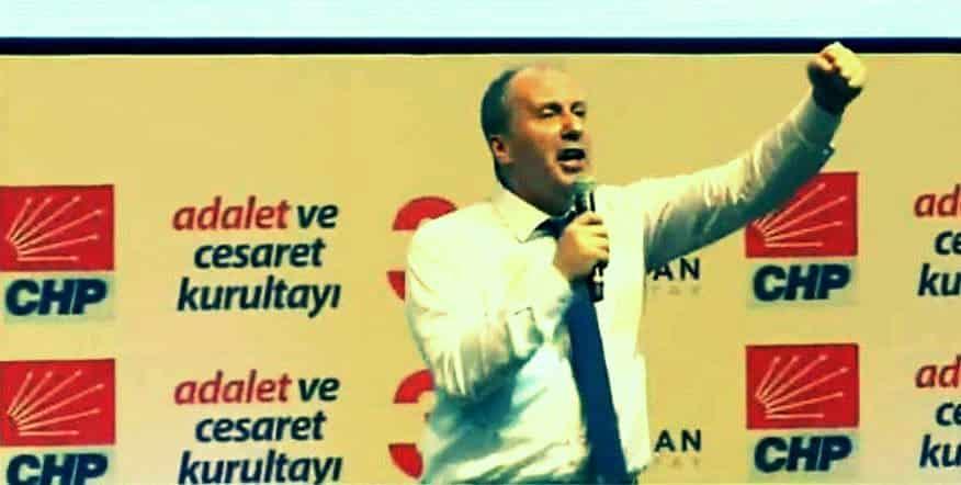 CHP Kurultayı: Muharrem İnce için mükerrer imza iddiası