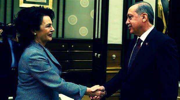 hülya koçyiğit erdoğan Bu ülkede kimse baskı altında değil, bilakis herkes fazla özgür