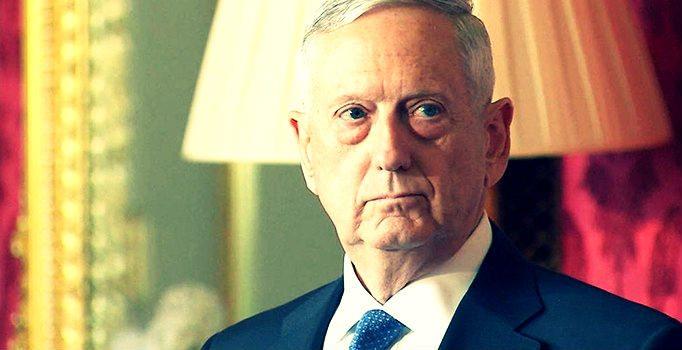 ABD Dışişleri Bakanı James Mattis