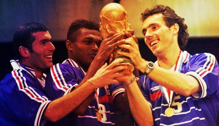 Laurent Blanc: Fransa 1998 dünya kupasını kazandıran isim (Fifa)