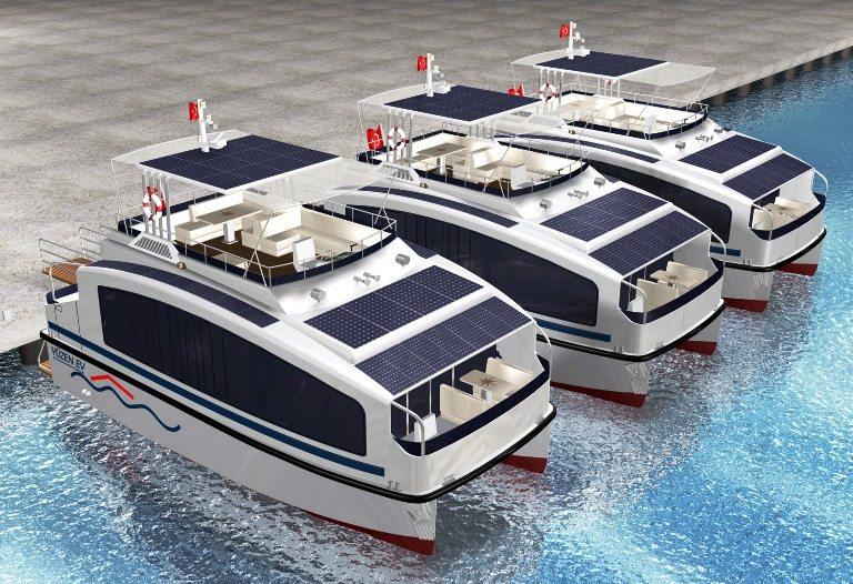 mert ünnü yüzen ev projesi maltepe üniversitesi gemi tasarım dizayn