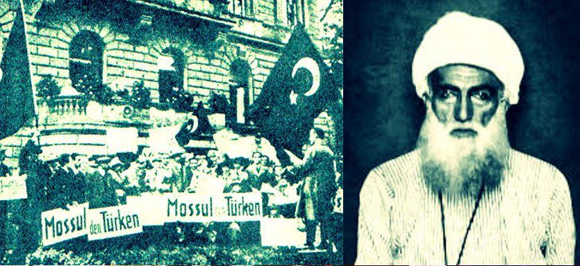 Atatürk, Musul'u almak için bir askeri harekat düşündüyse de Şeyh Sait isyanı yüzünden bu gerçekleştirilemedi