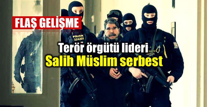 Salih Müslim Çekya başkenti Prag serbest bırakıldı