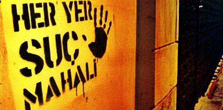 Sesime ses ver, sesimiz büyüsün: Tecavüz Meşrulaştırılamaz!