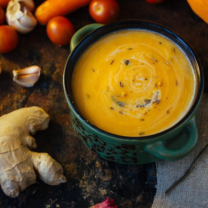 Bal kabağı çorbası Şifa kaynağı lezzetli çorba tarifleri
