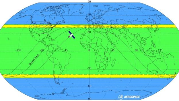 Çin'in Tiangong-1uzay üssü parçaları pazar günü dünyaya düşebilir